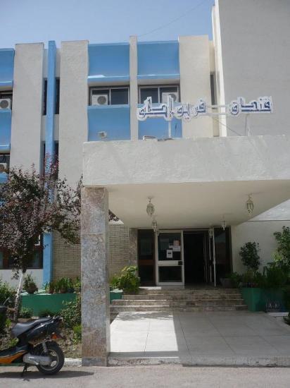 Hôtel Friouatou