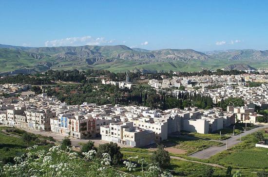 Quartier Al andalousse