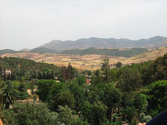 Nature de Bab Boudir