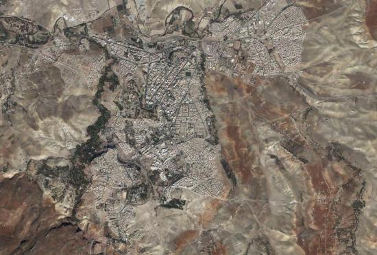 La ville de Taza