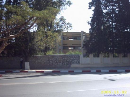 Lycée Ibn Lyassamine