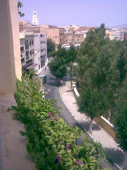Bou9allal - Taza haut