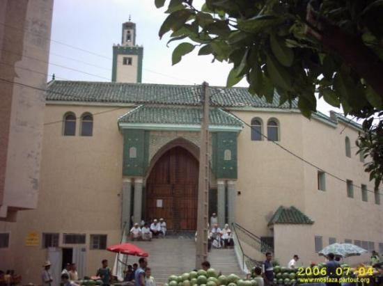 Mosquée El massoudia