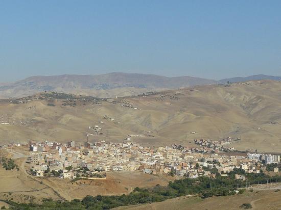 Vue de Bab rih