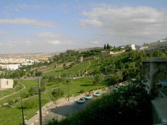 Vue de Bou9allal