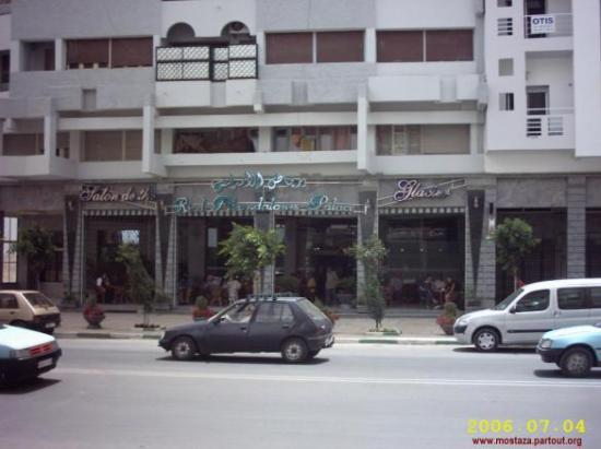 Riad Al andalousse PALACE