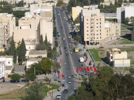 Taza vue de Bab Jemaa