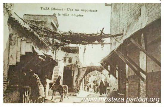 Taza - Histoire