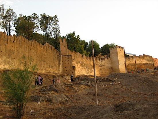 Mur de Bab Jemaa