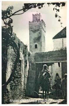Mosquée de Taza - Jadis