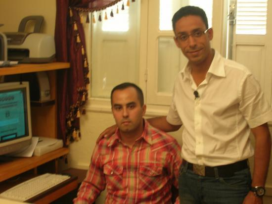 Mostafa & Said Belfaqir