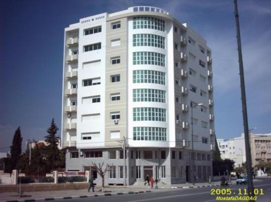 Immeuble (labo Ourida)