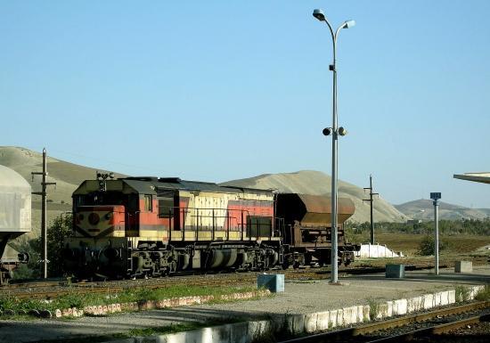 Locomotive diesel !