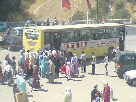 Foughal autobus !
