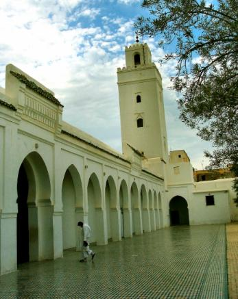 La grande mosquée de Taza Haut