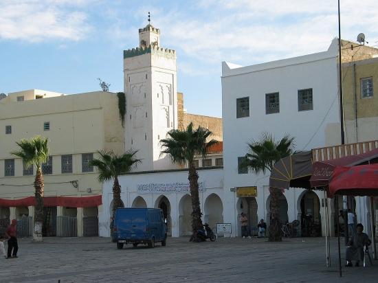 Mosquée à Taza Haut