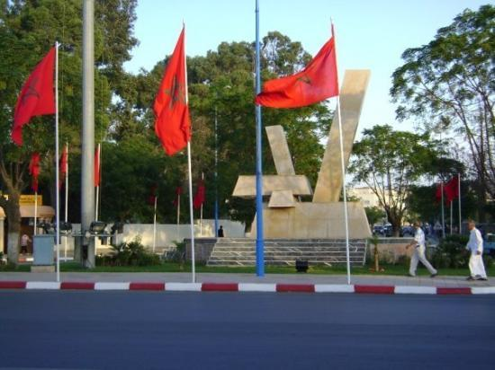 Mémorial - Bv. Moulay Youssef