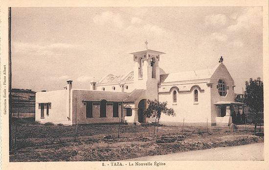 La nouvelle église