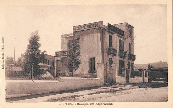Banque C.le Algérienne