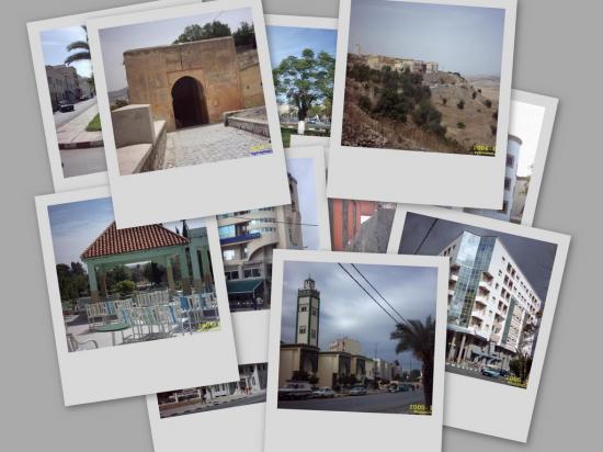 Taza-collage