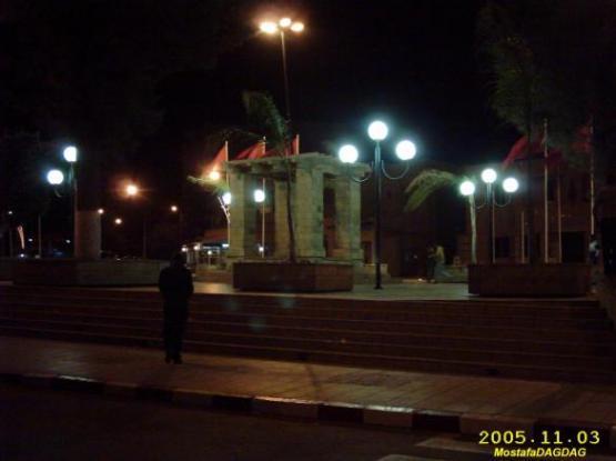 La nuit à Taza